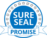 Sure Seal Promise Guarantee